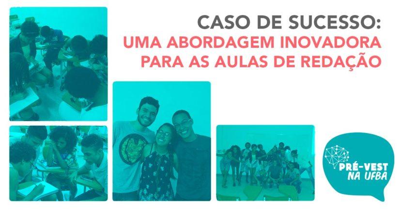 cursinho pré-vest ufba brasil cursinhos ebook redação enem