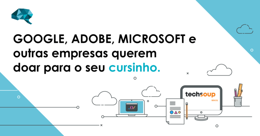 techsoup cursinhos populares google grants
